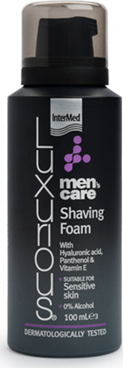 Intermed Luxurious Mens Care Shaving Fo …