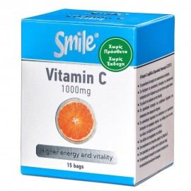 AM Health Smile Vitamin C 1000mg 15sach