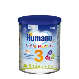 HUMANA 3 OPTIMUM LITTLE HEROES 700gr