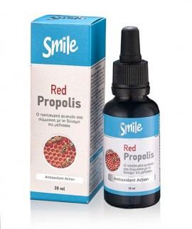 AM Health Smile Red Propolis 30ml