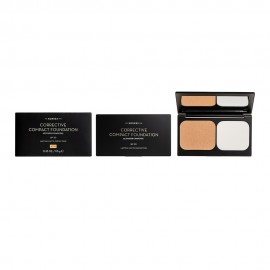 KORRES CHARCOAL CORRECTIVE COMPACT FOUND …