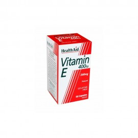 Health Aid Vitamin E 400iu 268mg 60 φυτι …