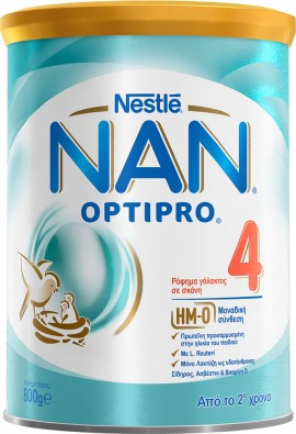 NESTLE NAN OPTIPRO 4 800gr
