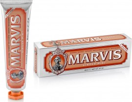 Marvis Ginger Mint Toothpaste With Xylit …