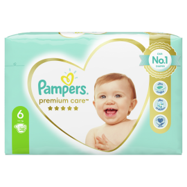 PAMPERS PREMIUM CARE JUMBO No6 (13+kg) 3 …