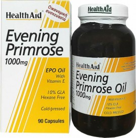 Health Aid Evening Primrose 1000mg With …