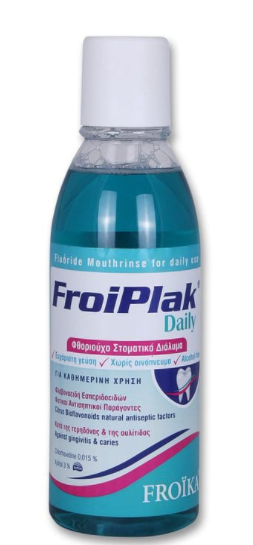 Froika Froiplak Daily Στοματικό Διάλυμα …