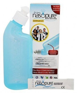 NASOPURE INTRODUCTORY KIT ΣΥΣΚΕΥΗ + 4φακ …
