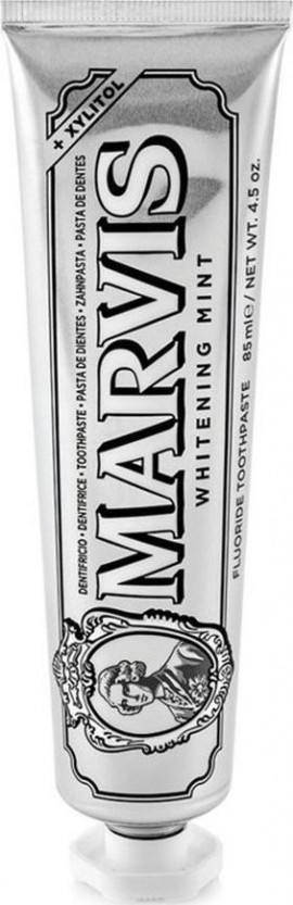 Marvis Whitening Mint Toothpaste With Xy …