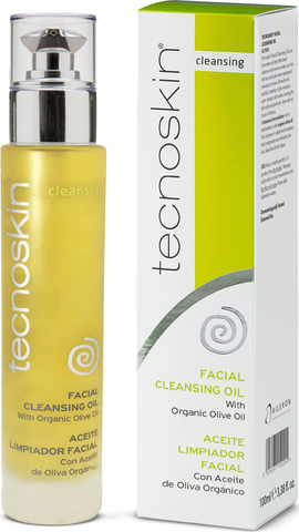 Tecnoskin Facial Cleansing Oil Ντεμακιγι …