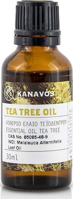 KANAVOS ESSENTIAL OIL TEA TREE 30ml