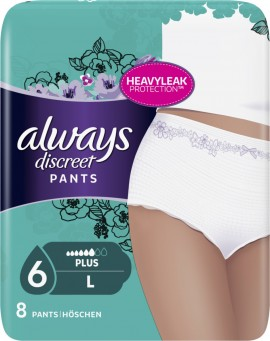 Always Discreet Boutique Pants Large 8τμ …