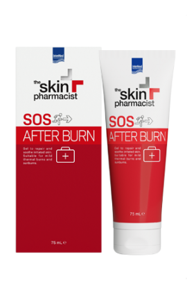 Intermed Skin Pharmacist SOS After Burn …