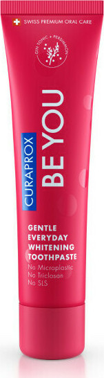 Curaprox Be You Gentle Everyday Whitenin …