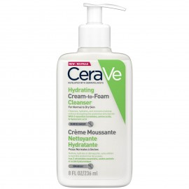 CeraVe Hydrating Cream to Foam Cleanser …