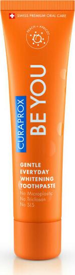 Curaprox Be You Toothpaste Peach & Apric …