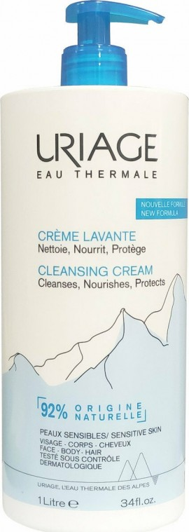 Uriage Eau Thermale Cleansing Cream Κρέμ …