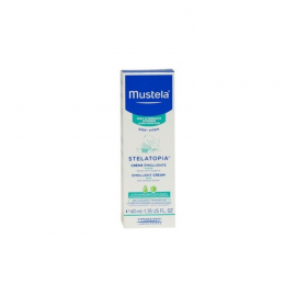 Mustela Bebe Emollient Face Cream 40ml