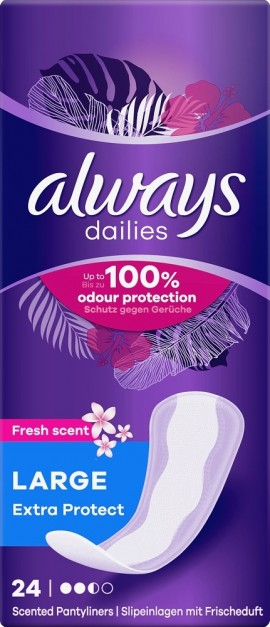 ALWAYS DAILIES ΣΕΡΒΙΕΤΑΚΙΑ EXTRA PROTECT …