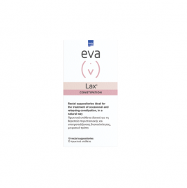 Intermed Eva Lax Constipation 10 πρωκτικ …
