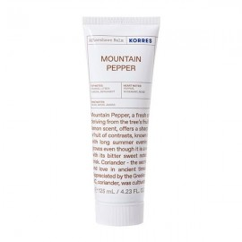 Korres Aftershave Balm Mountain Pepper 1 …