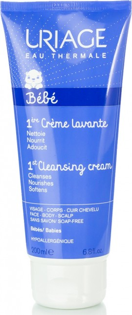 Uriage Eau Thermale Bebe 1st Cleansing C …