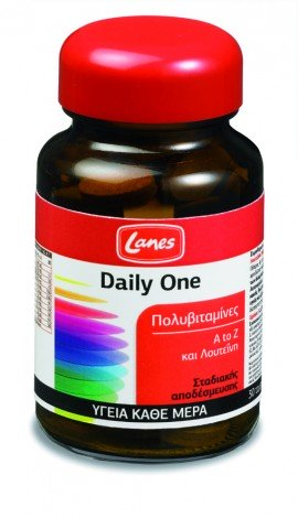 LANES DAILY ONE 30tabs
