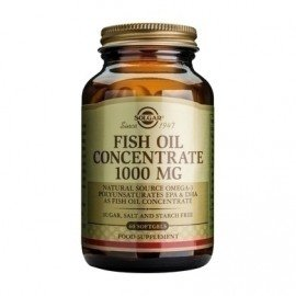 Solgar Fish Oil Concentrate 1000mg 60 μα …