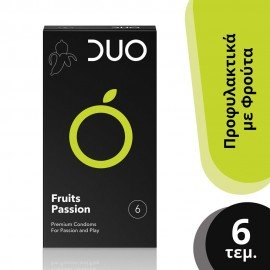 DUO FRUITS PASSION 6τεμ.