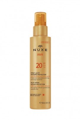 Nuxe Sun Milky Spray Αντηλιακό Γαλάκτωμα …