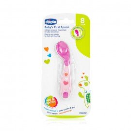 Chicco 16100-30 Babys First Spoon Κουτά …