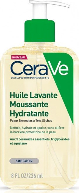 CeraVe Hydrating Foaming Cleansing Oil Ε …