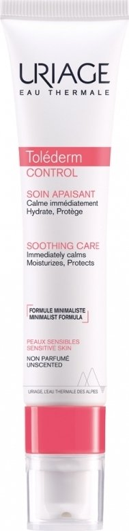 Uriage Tolederm Control Soothing Care Κα …