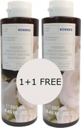 Korres Promo Renewing Body Cleanser Whit …